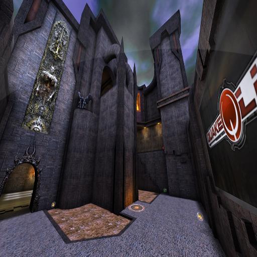 Quake Live Map List